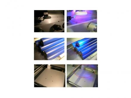 40W UV Light 手持式檢查燈