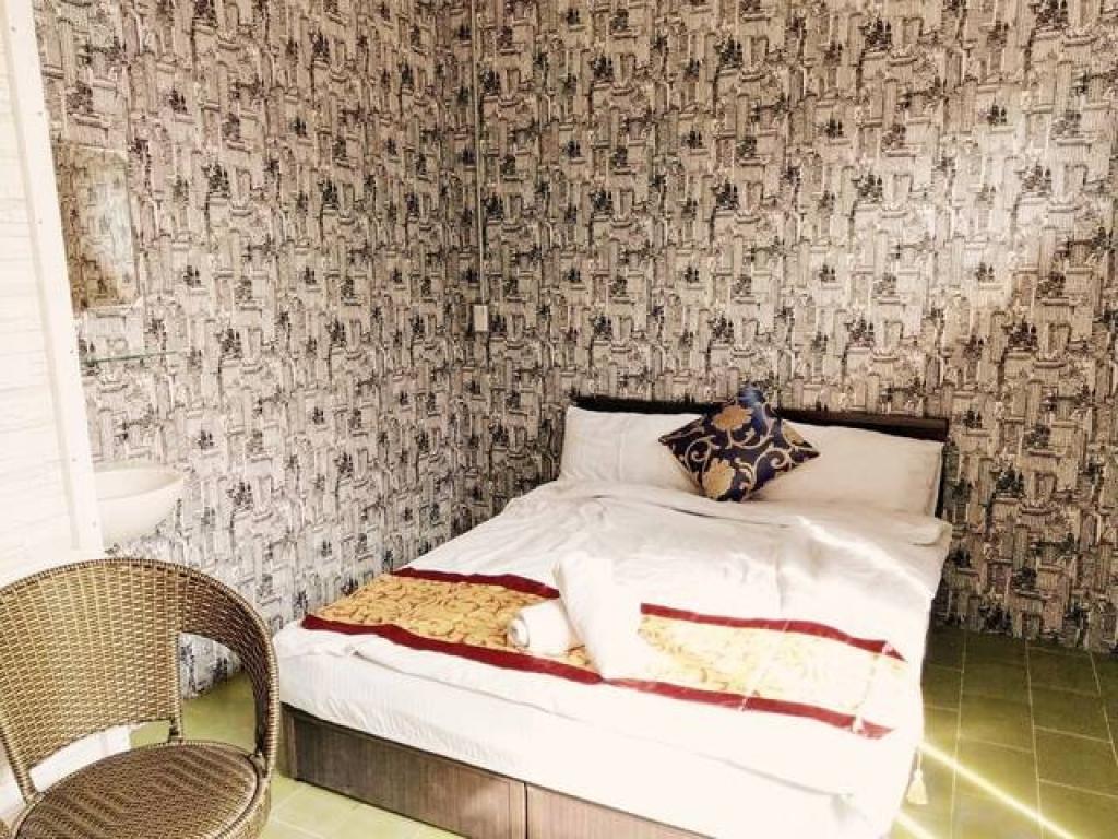 Room 1315 高雄左營區,建業客棧,日式雙人房,近國訓中心,5坪(約15m2)