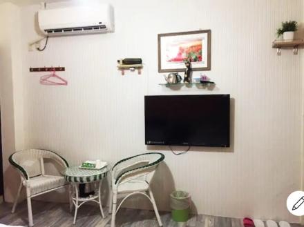 Room 1222 台南開南街,近開元路美食,2-3人套房,9坪(約27m2)