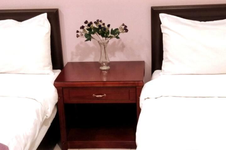 中西區-安平客棧 Room3642(綠之房)