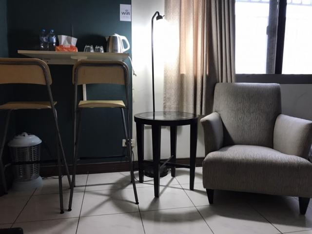 Room 2741台南市區,近南紡夢時代,2人套房,9坪(約27m2)