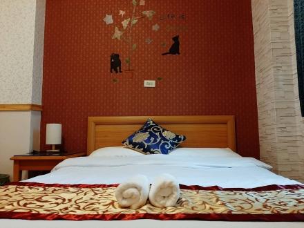 Room 2522 台南市區,近南紡夢時代,2人套房,6坪(約18m2)