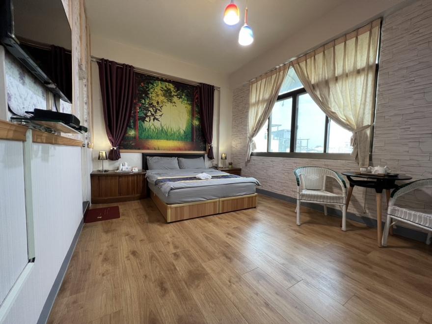 Tainanbnb room 2541靠近南紡夢時代購物中心,巷弄之間的寧靜東豐棧