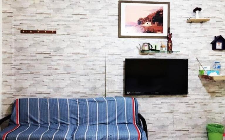 Room 1211 台南市區,近開元路美食,4人套房,7坪(約21m2)