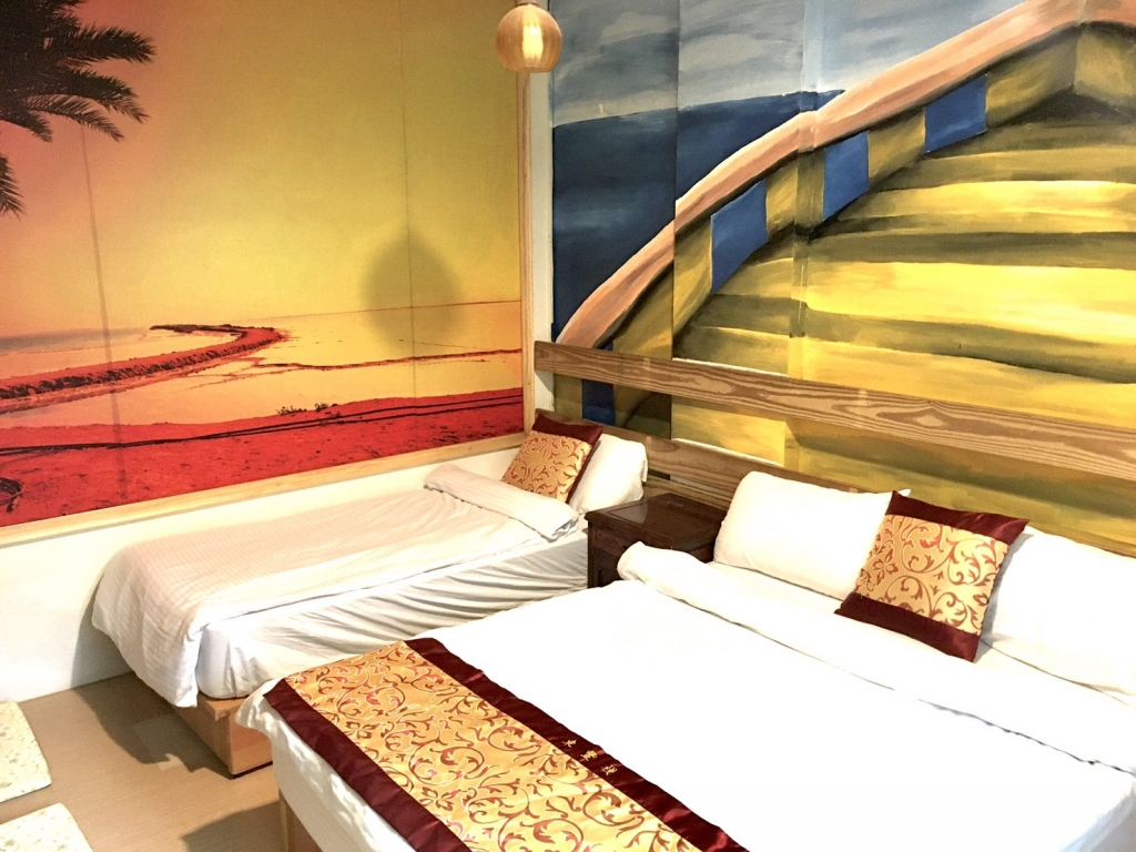 Room 2711 台南市區,近南紡夢時代,4人套房,9坪(約27m2)