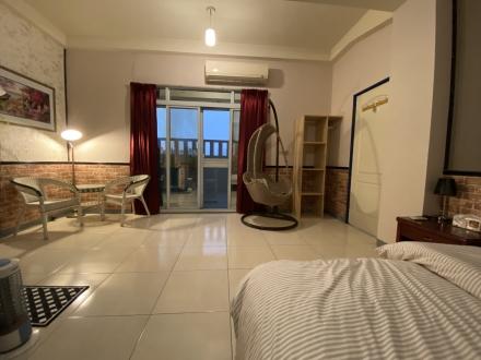 Tainanbnb room 2551靠近南紡夢時代購物中心,巷弄之間的寧靜東豐棧