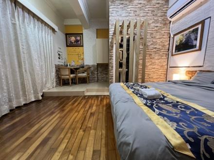 靠近南紡夢時代購物中心,巷弄之間的寧靜東豐棧Tainanbnb room2751