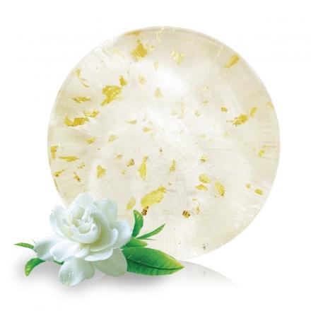 茉莉 胺基酸金箔美肌皂100g