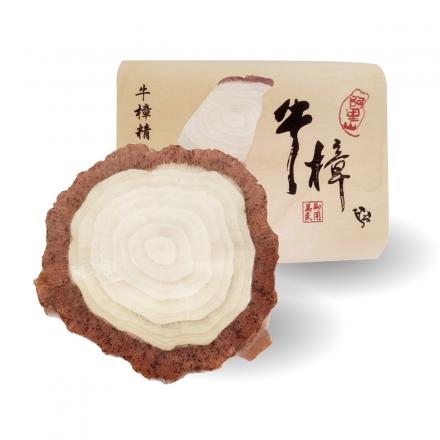 台灣年輪手工皂 - 檜木(盒裝)