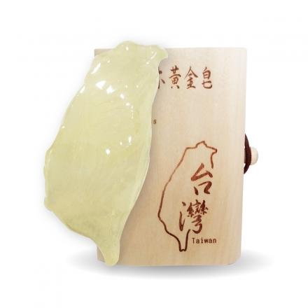 台灣平安手工皂 - 牛樟芝(盒裝)60g