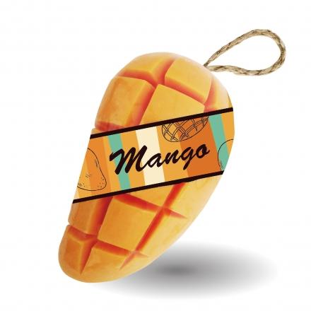 水果造型香氛皂 - 芒果115g