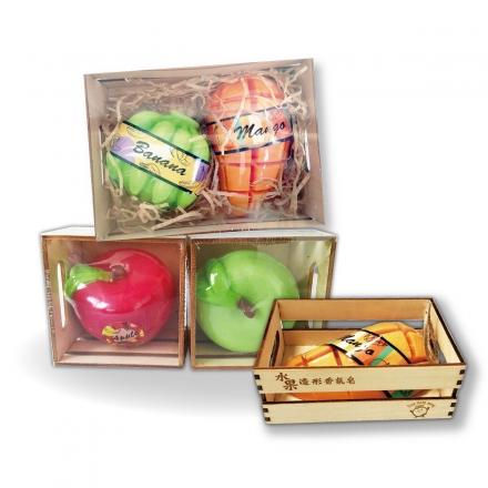 水果造型香氛皂(盒裝)