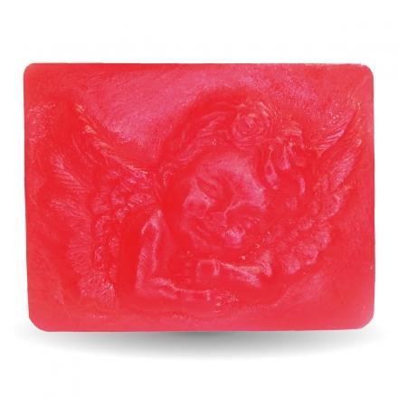 七色彩虹天使皂 - 紅110g