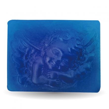 七色彩虹天使皂 - 靛110g