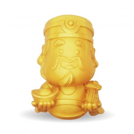 東路財神造型皂65g