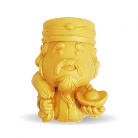 西路財神造型皂