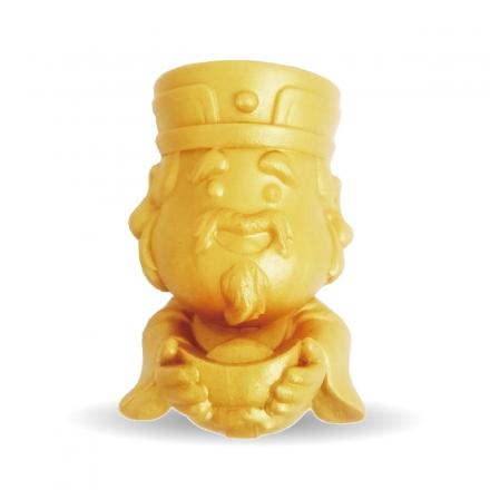 南路財神造型皂