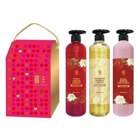 花語香氛洗沐禮盒
